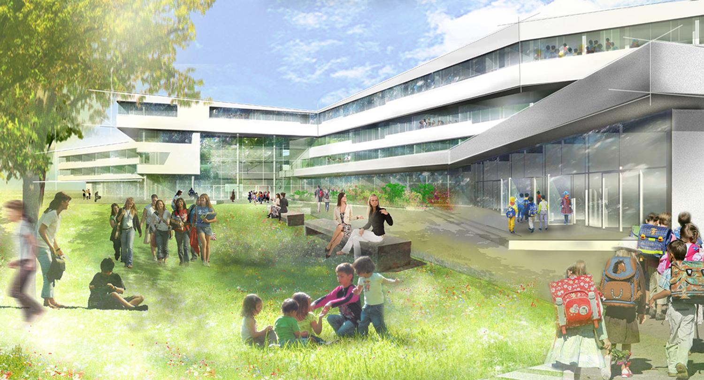 Projekte vom Architektenbuero Leinhaeupl und Neuber